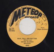 WAYNE McGINNIS - ROCK ROLL AND RHYTHM