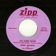 BOBBY RUTLEDGE - GO SLOW FATSO