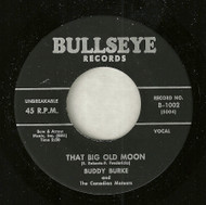 BUDDY BURKE - THAT BIG OLD MOON