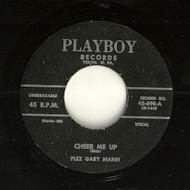 PLEZ GARY MANN - CHEER ME UP