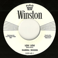 DARRELL RHODES - LOU LOU 45RaB-0324-3