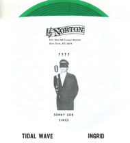 176 SONNY GEE AND THE STANDELS - TIDAL WAVE/INGRID (176)