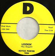 ROYCE PORTER - LOOKIN'