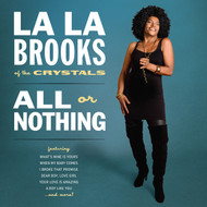 390 LA LA BROOKS - ALL OR NOTHING CD (390)