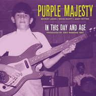 177 PURPLE MAJESTY - IN THIS DAY AND AGE/I CAN'T KEEP FROM CRYING (177)