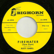 RUSTY ISABELL - FIREWATER