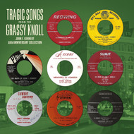 JFK TRAGIC SONGS FROM THE GRASSY KNOLL: JFK ANNIVERSARY COLLECTION LP (112263) GREEN VINYL