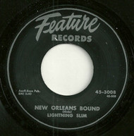 LIGHTNIN' SLIM - NEW ORLEANS BOUND