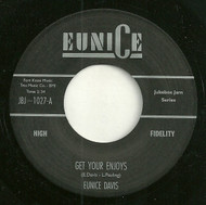 DAVIS • EUNICE DAVIS - GET YOUR ENJOYS