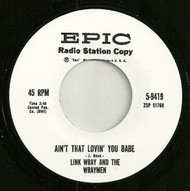 LINK WRAY - AIN'T THAT LOVIN' YOU BABE