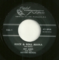 BROWN • ROY JAMES - ROCK AND ROLL MAMA