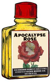 KBSP8 APOCALYPSE ROSE LTD ED PERFUME CHARLES PLYMELL