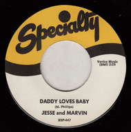 JESSE AND MARVIN - DADDY LOVES BABY