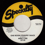 MERCY DEE - ONE ROOM COUNTRY SHACK