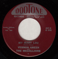 VERNON GREEN AND THE MEDALLIONS - MY MARY LOU