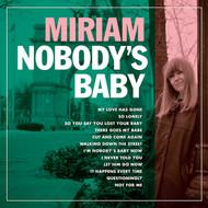 397 MIRIAM - NOBODY'S BABY LP (397)