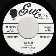 SONNY JACKSON - MY BABE
