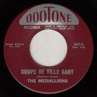 MEDALLIONS - COUPE DE VILLE BABY