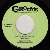 BIG JOHN GREER - BOTTLE UP AND GO