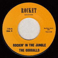ODDBALLS - ROCKIN IN THE JUNGLE