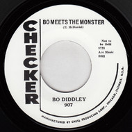 BO DIDDLEY - BO MEETS THE MONSTER