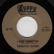 THORNTON SISTERS - I KEEP FORGETTIN'