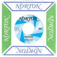 9668 MARK SULTAN - DANDELION / BROADWAY LAFAYETTE - BACKSTREET GIRL (9668)