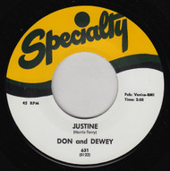 DON AND DEWEY - JUSTINE / BIM BAM