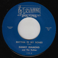DANNY DIAMOND - RHYTHM IN MY BONES
