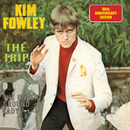 190 KIM FOWLEY - THE TRIP / UNDERGROUND LADY (190)