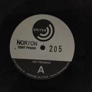 205 THE ROCKIN' R'S - CRAZY BABY LP (NTP-205)