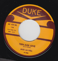 MISS LAVELL  - TEENAGE LOVE