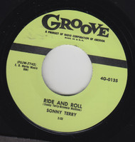 TERRY • SONNY TERRY - RIDE AND ROLL