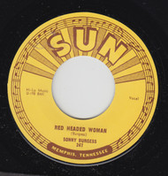 BURGESS • SONNY BURGESS - RED HEADED WOMAN