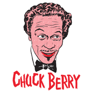 MONSTER R&R TEE #3 CHUCK BERRY