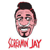 MONSTER R&R TEE - SCREAMIN' JAY HAWKINS