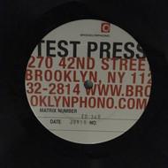 346 BENNY JOY - CRASH THE PARTY LP (NTP-346)