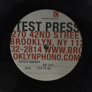 347 BENNY JOY - ROLLIN' TO THE JUKEBOX ROCK LP (NTP-347)