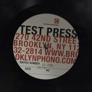 350 BENNY JOY - LOVE ZONE LP (NTP-350)