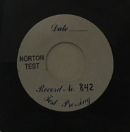 842 DICK PENNER - MOVE BABY MOVE / RAY GARDEN - THIS CHICK (NPT-842)