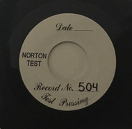 504 PRETTY THINGS - MIDNIGHT TO SIX MAN / CAN'T STAND THE PAIN / LSD / ME NEEDING YOU (NTP-504)
