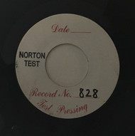 828 MORTY SHANN & THE MORTICIANS - MOVIN' IN / RED HEADED WOMAN (NTP-828)