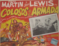 DEAN MARTIN AND JERRY LEWIS: AT WAR WITH THE ARMY #1