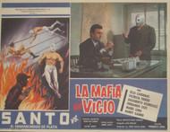 SANTO VS LA MAFIA DEL VIGIO
