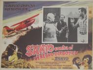 SANTO CONTRA EL CEREBRO DIABOLICO #2