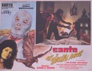 SANTO Y EL AGUILA REAL #1