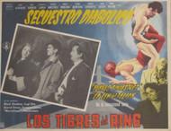 SECUESTRO DIABOLICO: LOS TIGRES DEL RING