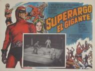 SUPERARGO EL GIGANTE #2