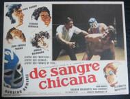 DE SANGRE CHICANA