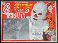 EL ENMASCARADO DE PLATA #2